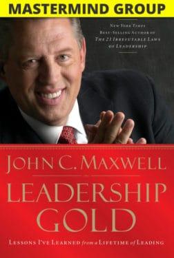 Leadership Gold Mastermind Group program