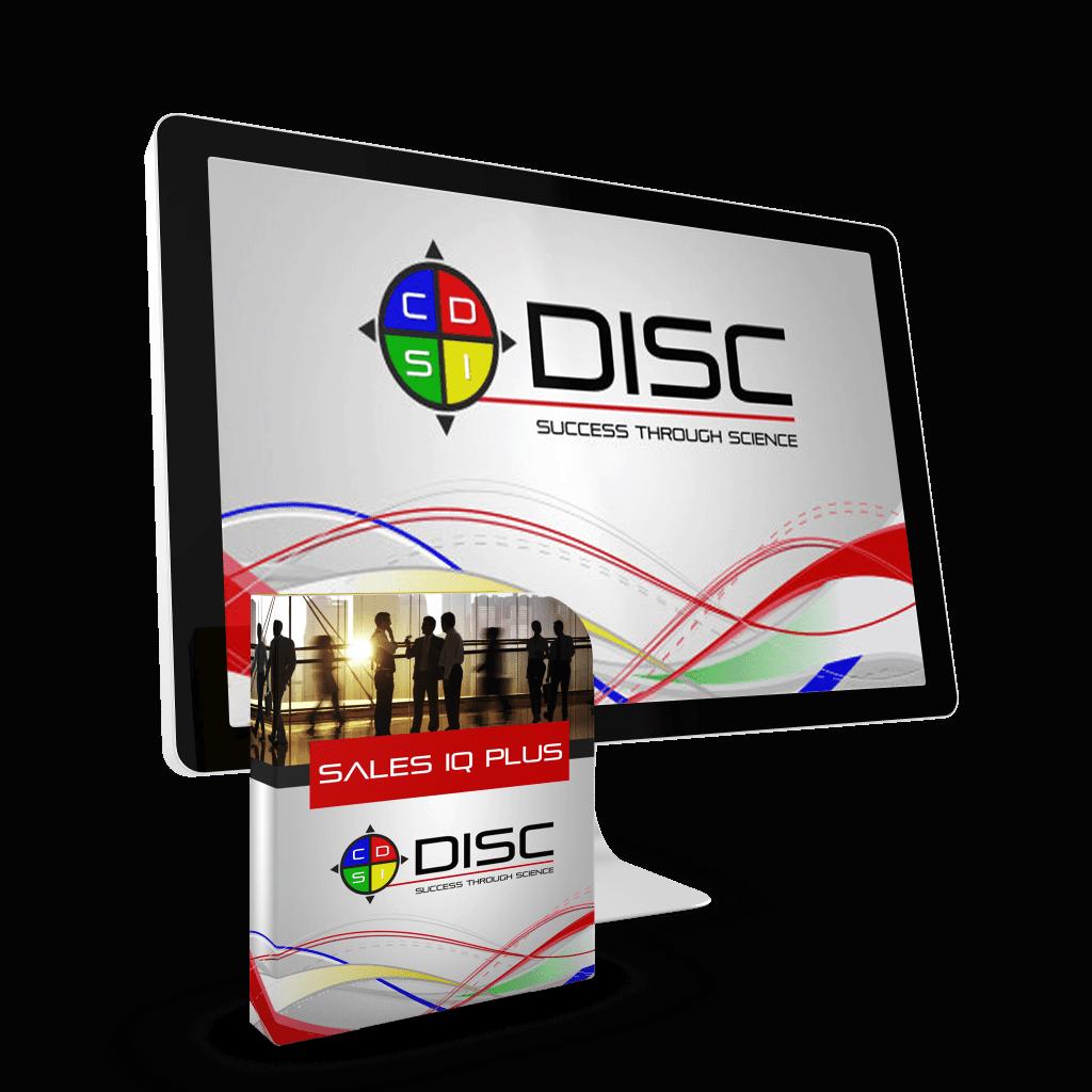 DISC Sales IQ Plus Assessment