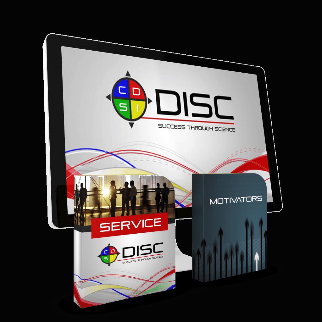 DISC Service and Motivators Assessment
