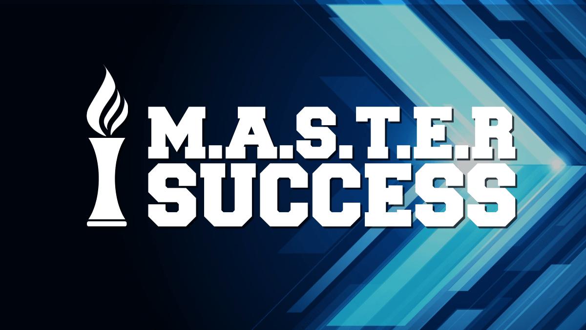 MASTER Success Speech
