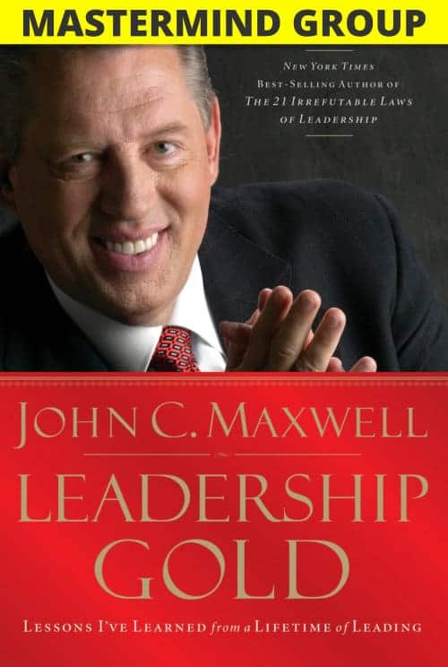 Leadership Gold Mastermind Group program