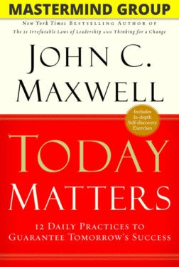 Today Matters Mastermind Group program