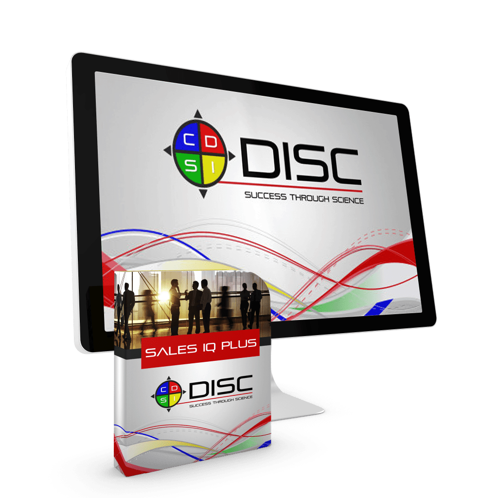 DISC Sales IQ Plus Assessment