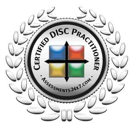 Certified DISC Practitioner